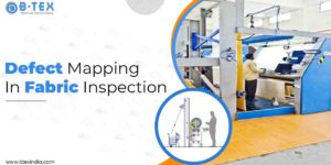 Defect Mapping in fabric inspection